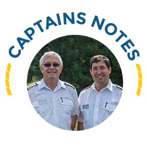 Captain's Notes