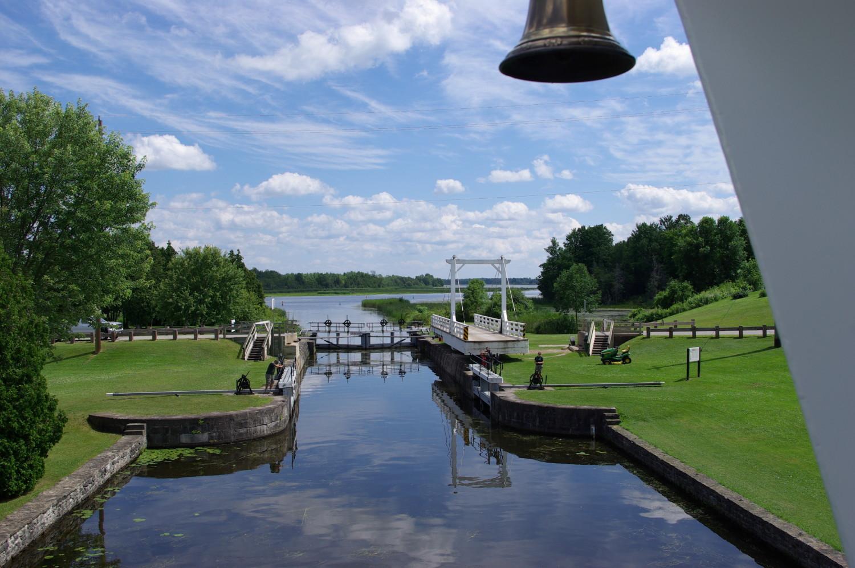 Rideau Canal, Lake Ontario, Kingston: Ontario Waterway Cruises