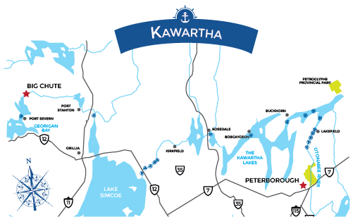 map-kawartha